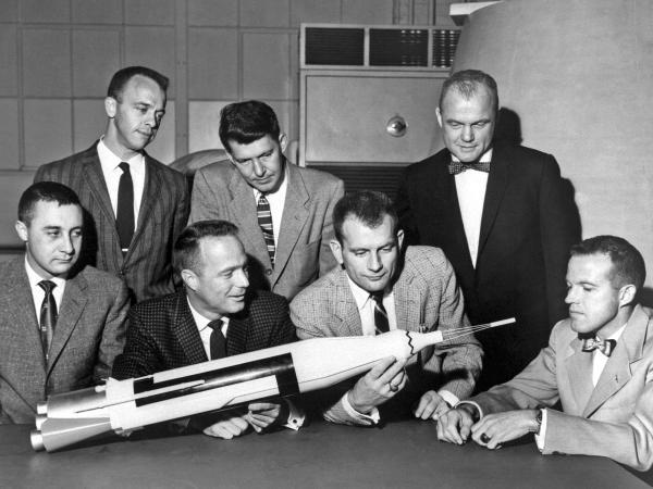 The Road to Apollo Project Mercury Begins NASA