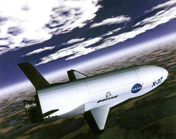 Boeing X37 NASA