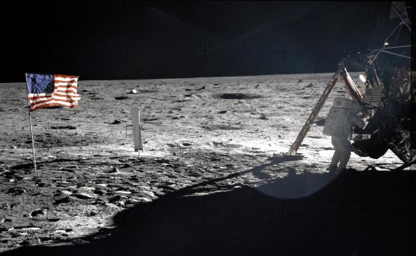 July 20, 1969: One Giant Leap For Mankind | NASA