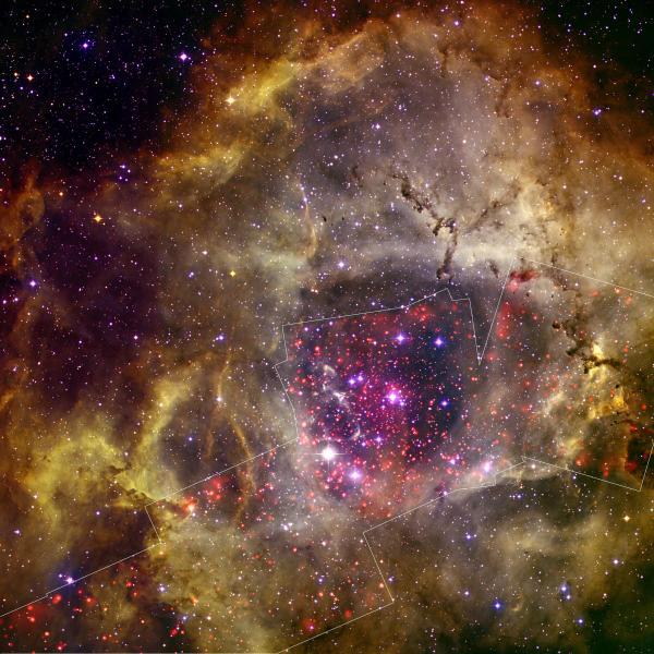 The Rosette Nebula | NASA