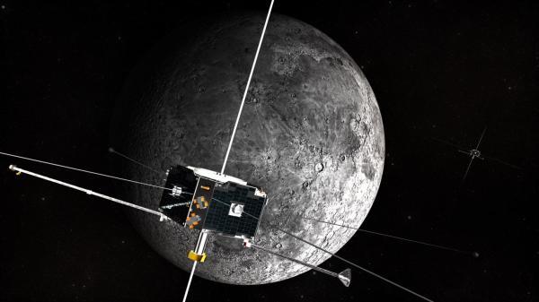 Artemis Orbits the Moon NASA