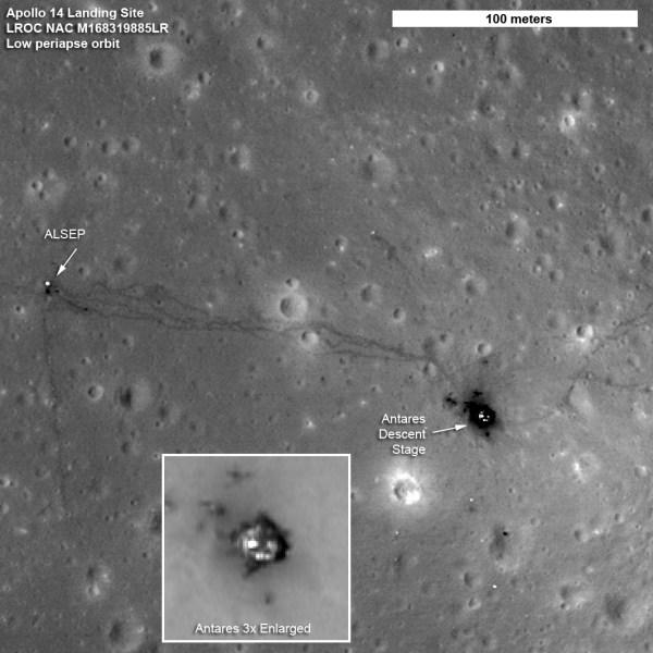 LRO Briefing: Latest Images of Apollo Landing Sites | NASA