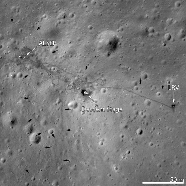 Apollo 15: Follow the Tracks | NASA