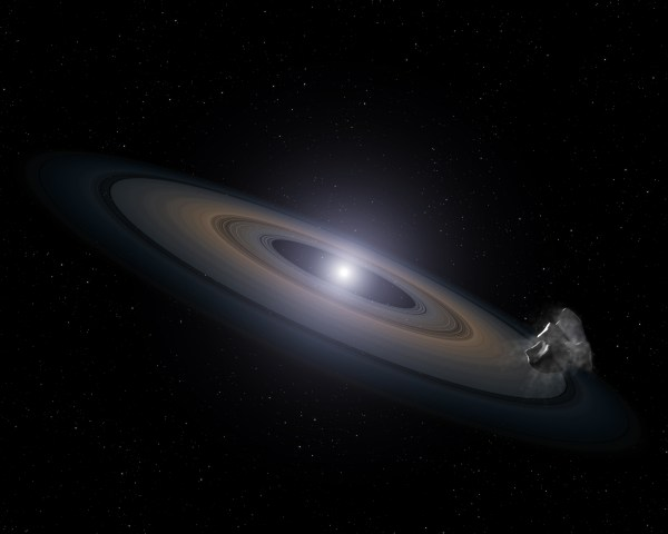 NASA's Hubble Space Telescope Finds Dead Stars 'Polluted ...