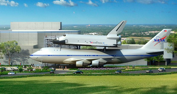 Shuttle Carrier Aircraft to be Displayed in Houston | NASA