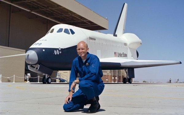 Retired NASA Astronaut, Research Test Pilot Gordon ...