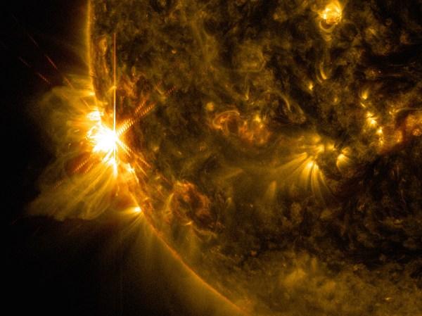 Sun Emits 3 X-class Flares in 2 Days   NASA