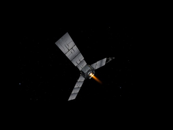 NASAs JupiterBound Juno Changes its Orbit NASA