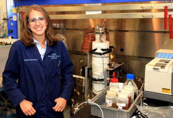 NASA Engineer Pioneering Research for Future Explorers | NASA