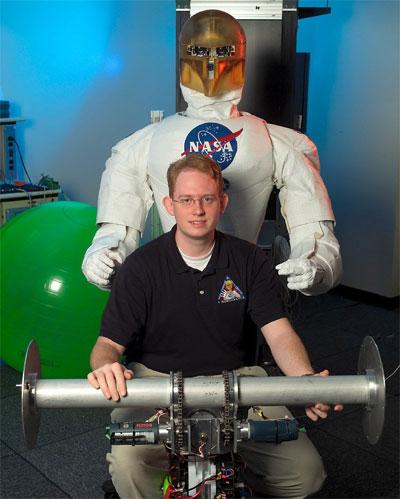 Lyndon Bridgwater - Aerospace Engineer | NASA