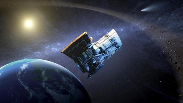 NASA Spacecraft Reactivated to Hunt for Asteroids NASA