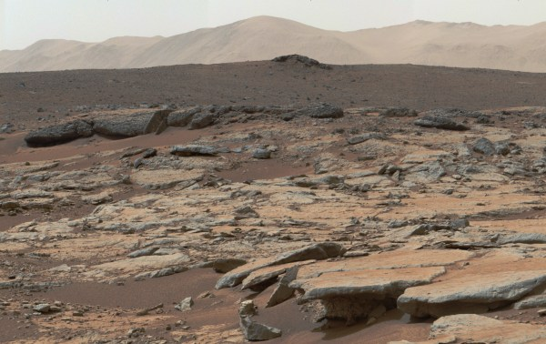 NASA Rover Results Include First Age Measurement on Mars ...