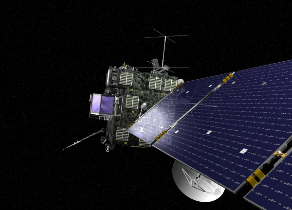 Rosetta: To Chase a Comet | NASA
