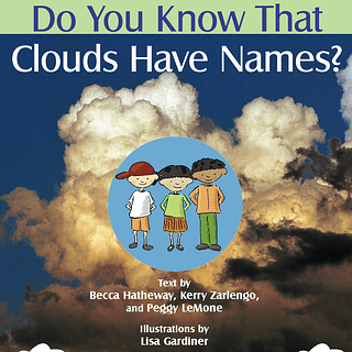 Cover of Do You Know That Clouds Have Names?