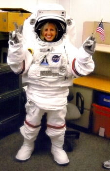 NASA Engineer Pioneering Research for Future Explorers NASA