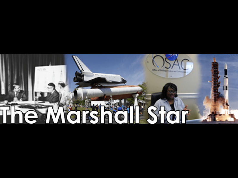 The Marshall Star NASA