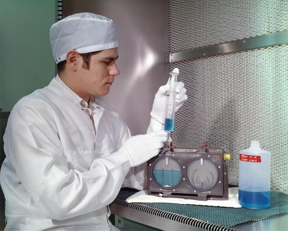 Liquid Transfer Demonstration   NASA