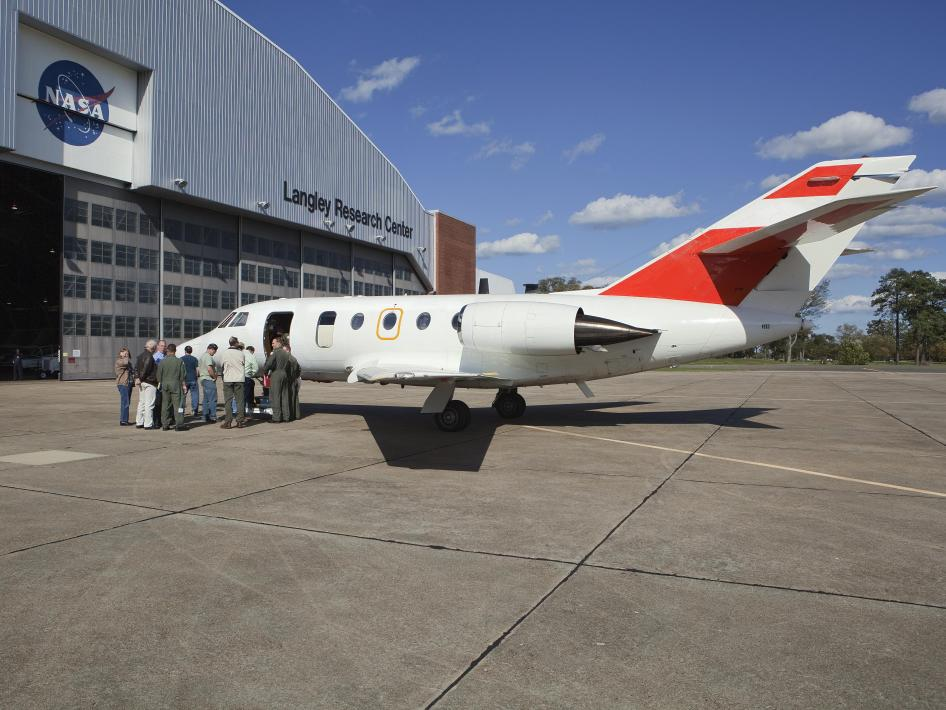 NASA Langley is back in the jet age | NASA