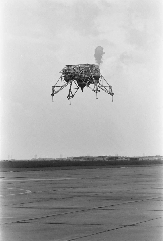The Lunar Landing Training Vehicle | NASA