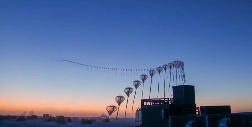 balloon launch2 09 09 19 robert schwarz  - NASA: Burado na Camada de Ozônio é o menor já registrado desde a sua descoberta