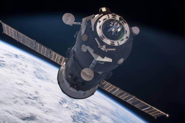 An unpiloted Russian Progress cargo craft is scheduled to deliver supplies to the ISS on June 16.