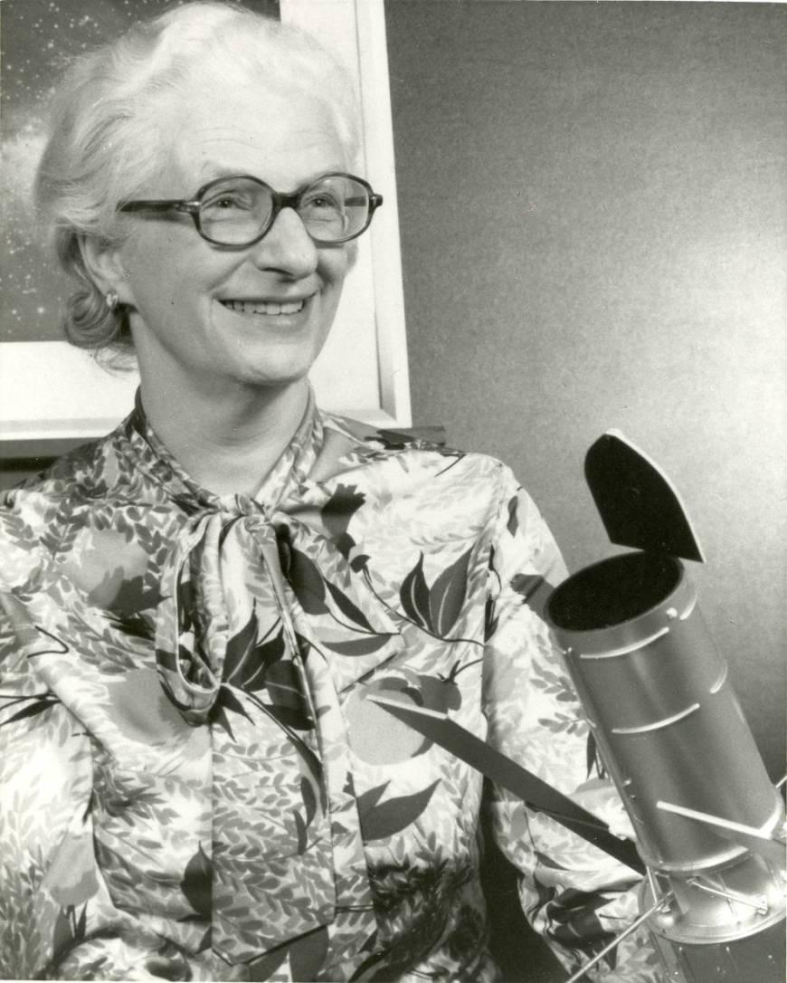 Dr. Nancy Grace Roman