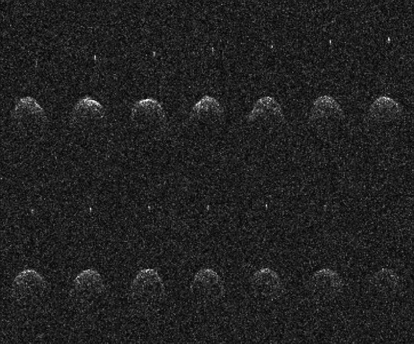 """pd arecibo radar images didymos - Após """"surpresas"""" a NASA investirá mais pesado em defesa à Asteróides"""