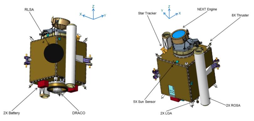 """pd dart spacecraft bus - Após """"surpresas"""" a NASA investirá mais pesado em defesa à Asteróides"""