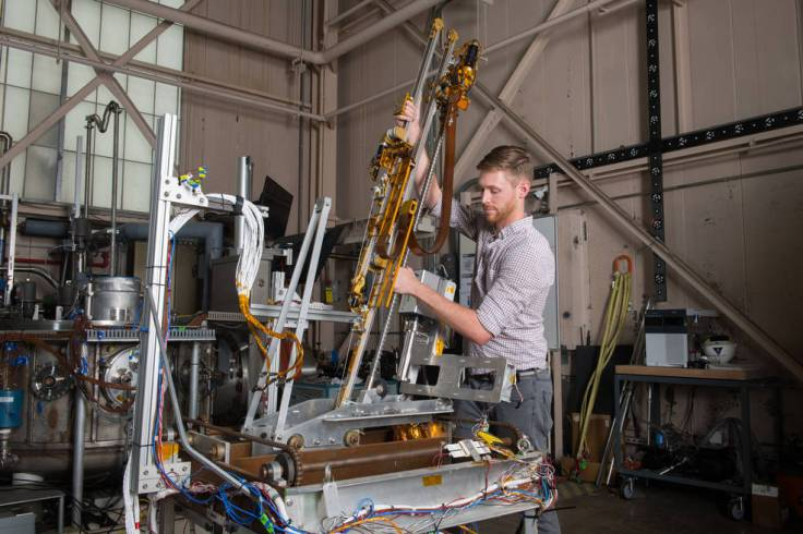 NASA has selected Intuitive Machines to deliver a drill combined with a mass spectrometer to the Moon