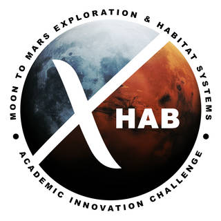 2021 Moon to Mars X-Hab Academic Innovation Challenge Logo