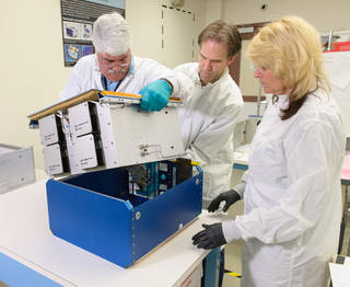 NASA's Rodent Research Hardware System