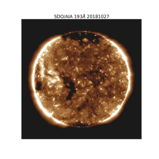 NASA's Parker Solar Probe observed a slow solar wind flowing out from the small coronal hole