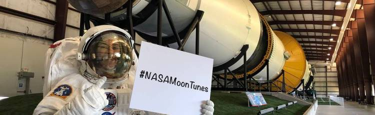 NASA Moon Tunes