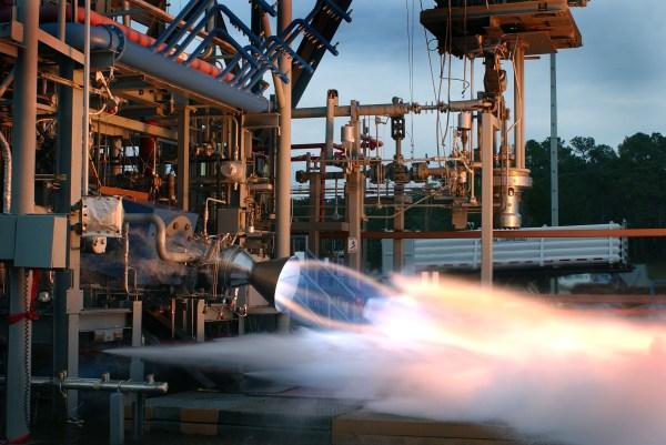 Rocket, Engine and Hardware Testing at Marshall Center ...
