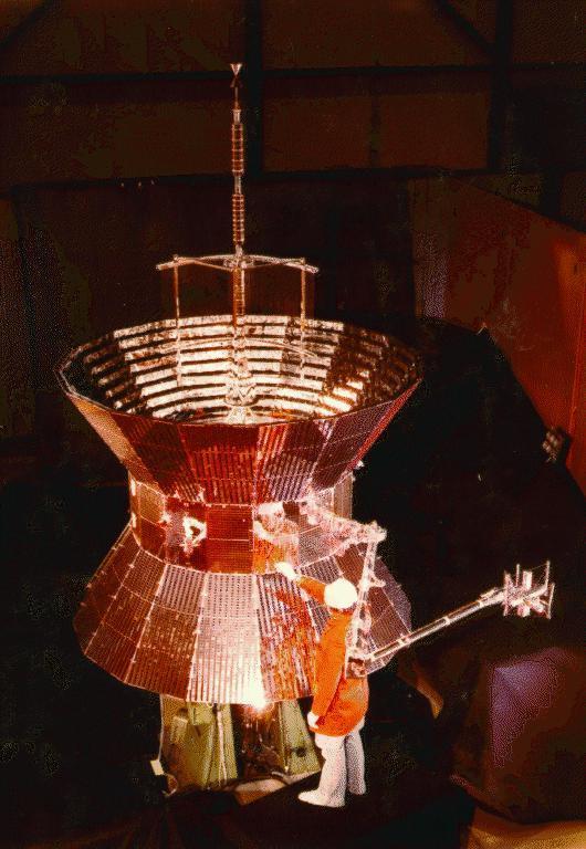 Helios spacecraft