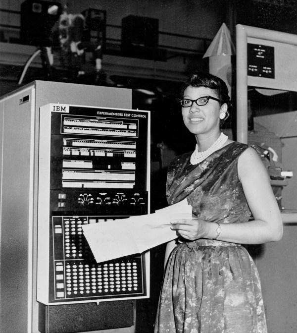 Melba Roy - Computer at NASA Goddard | NASA