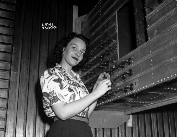 At Work at NACA Langley Aeronautical Laboratory, 1943 | NASA