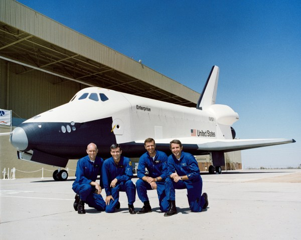 40 Years Ago: Space Shuttle Enterprise rolls to the Pad | NASA