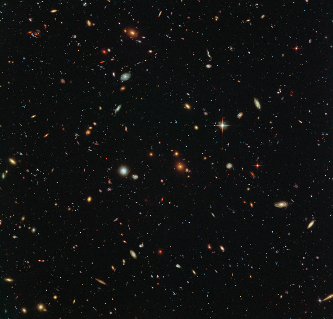 hubble deep-sky - photo #24