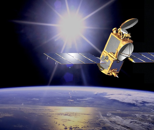 Ocean Monitoring Satellite Mission Ends After  Successful Years