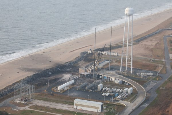 NASA's Wallops Flight Facility Completes Initial ...