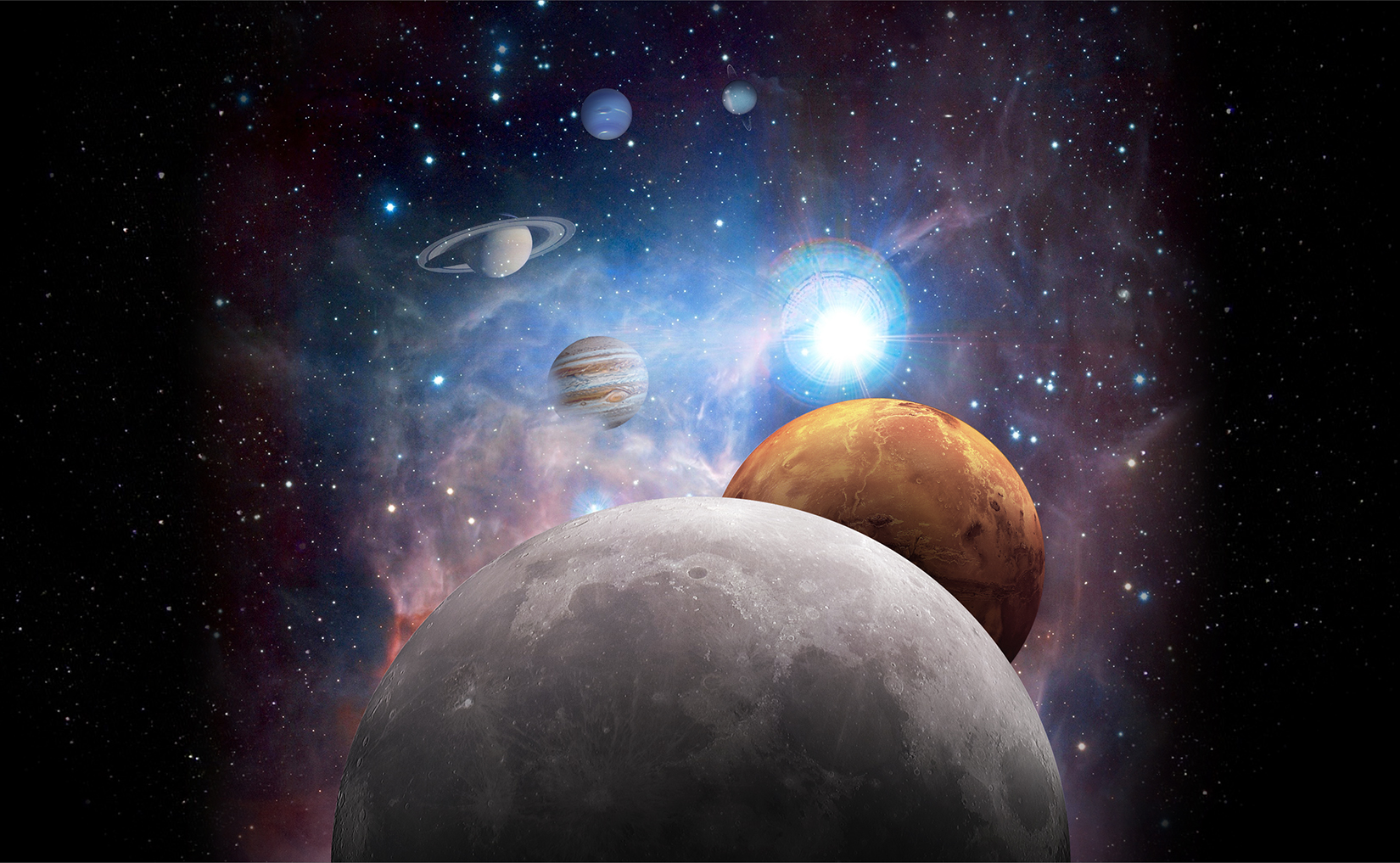 New Position To Focus On Exploration Of Moon Mars And