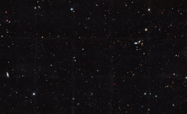 Hubble Finds 10 Times More Galaxies Than Thought | NASA