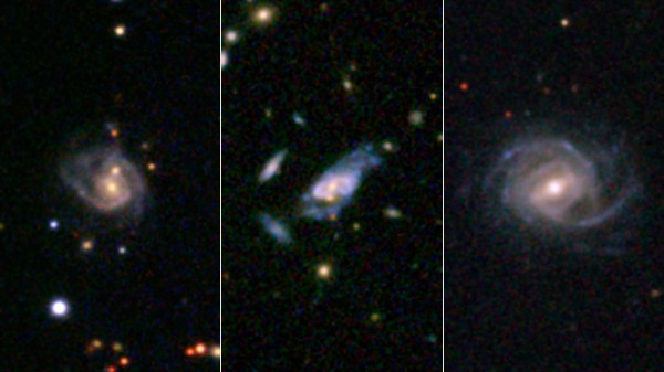 Astronomers Discover Colossal Super Spiral Galaxies NASA
