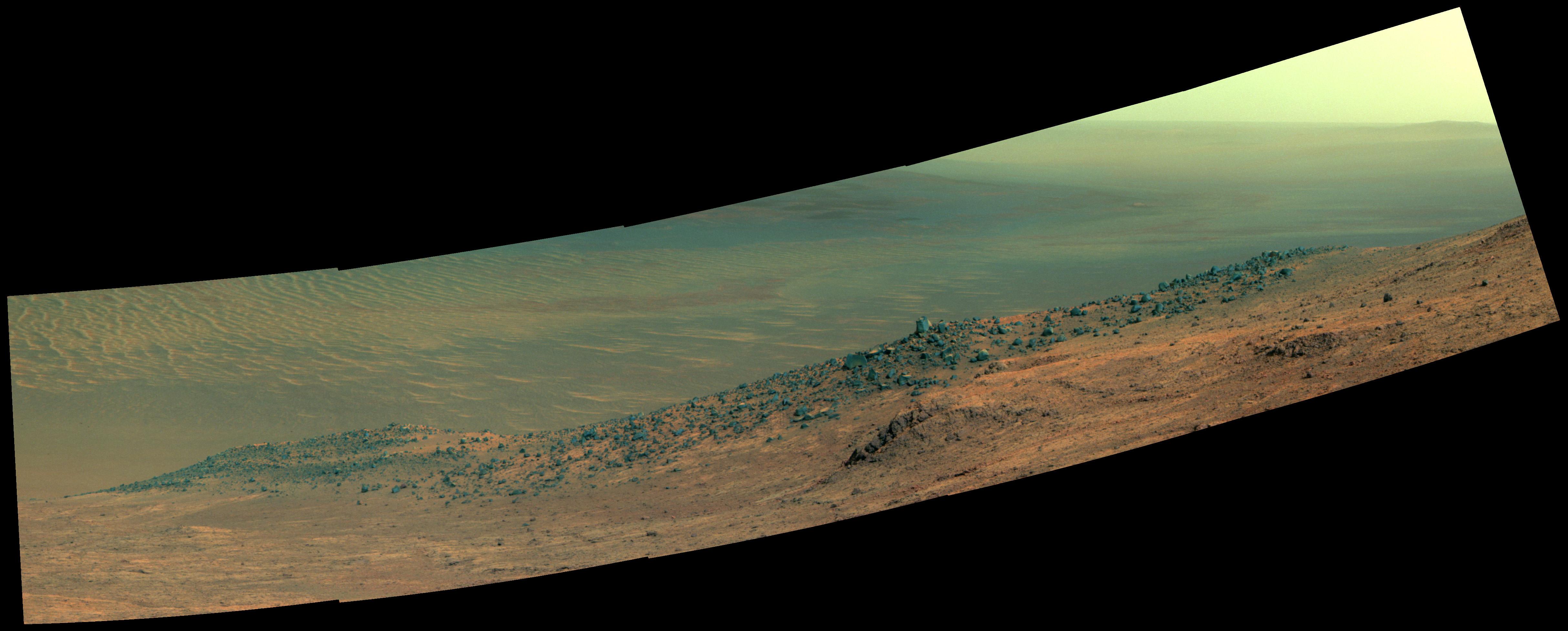 NASA s Opportunity Rover to Explore Mars Gully