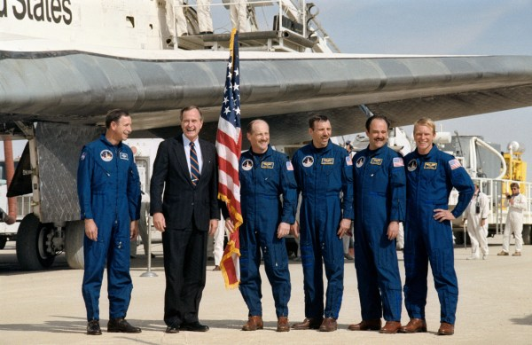 NASA Administrator Statement on Passing of George H.W ...