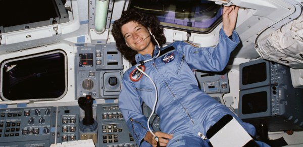 Today in science Sally Ride in space Human World EarthSky