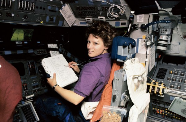 First woman to ever pilot a space shuttle on how she ...