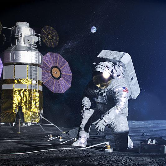 article 11 - Afinal, o que o Brasil vai ajudar a NASA na Lua?