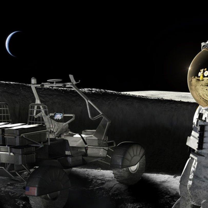 rover - Afinal, o que o Brasil vai ajudar a NASA na Lua?
